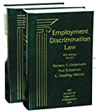 Employment Discrimination Law, Fifth Edition (2-Volume Set)