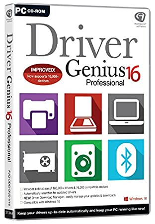Driver Genius Professional 16 (PC)