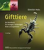 Image de Gifttiere: Ein Handbuch für Biologen, Toxikologen, Ärzte und Apotheker