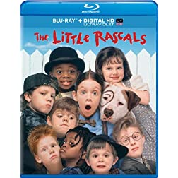 The Little Rascals (Blu-ray + DIGITAL HD with UltraViolet)