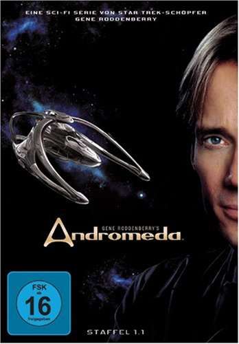 Gene Roddenberry's ANDROMEDA - Season 1.1 [3 DVDs]