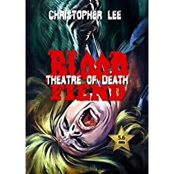 Theatre of Death (Blood Fiend) [VHS Retro Style DVD] 1967