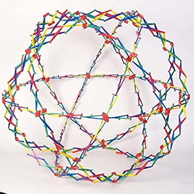 Hoberman Large Expanding Sphere Toy from Brookstone