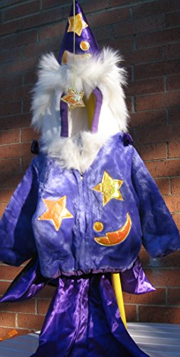 Plush Harry Potter Magical Wizard Toddler Costume Size: 24 Months