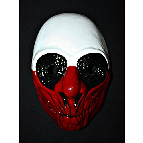 1:1 Custom Halloween Costume Cosplay Payday The Heist 2 Wolf Mask MA153