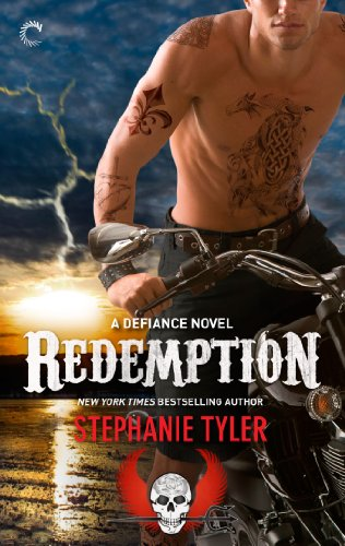 Redemption: A Defiance Novel by Stephanie Tyler