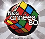 echange, troc Compilation, Moving on 80'S - Platinum Collection : Années 80 (Coffret 3 CD)