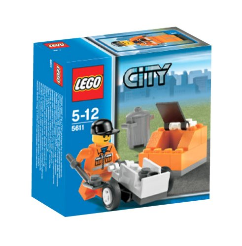 LEGO City 5611 - Stra&#223;enkehrer