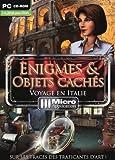 echange, troc Enigmes & objets Cachés : voyage en Italie