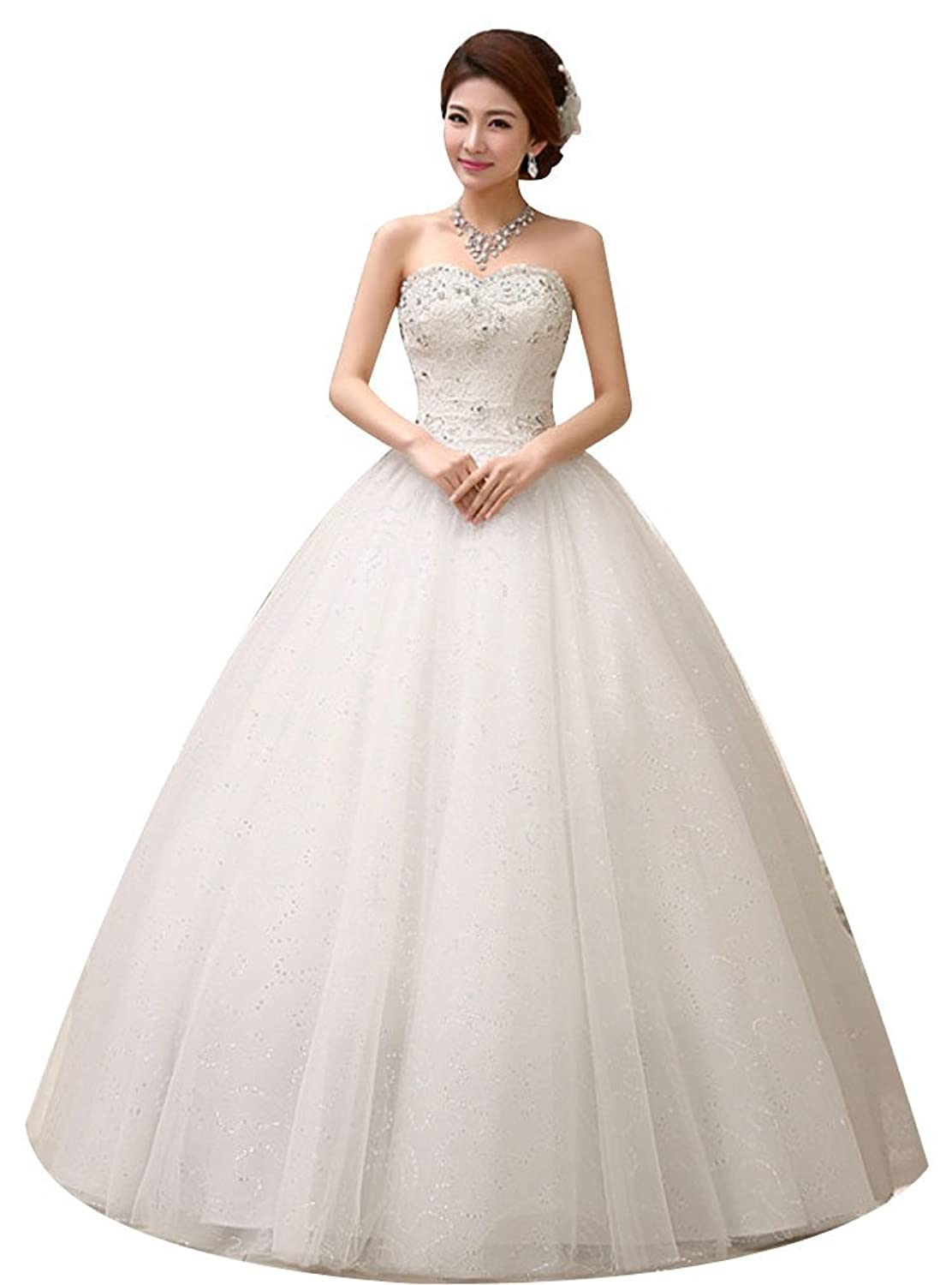 Eyekepper Sweetheart Strapless A-Line Wedding Gown Wedding Dress For Bride Custom женское платье eyekepper crewneck dx8090