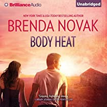 Brenda Novak BODY HEAT Unabridged 10 CDs 11 Hours *NEW* FAST 1st Cl Ship!