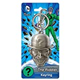 Dc Comics The Riddler Graphite Colored Keychain