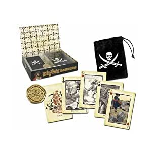 Pirate Playing Cards Set