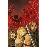 DemonWars Volume 1 (DemonWars Graphic Novels) ~ R. A. Salvatore