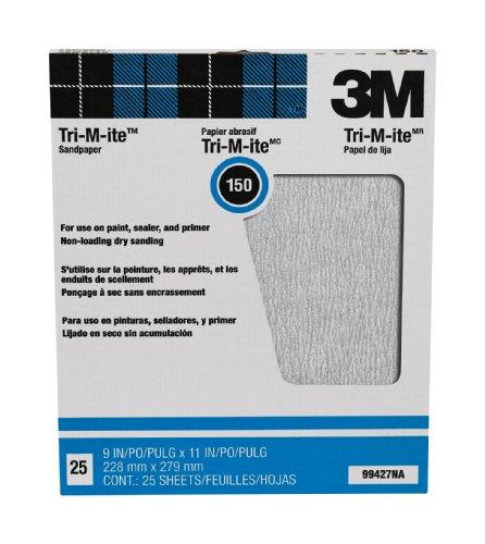 3-m-25-count-150-c-grana-pro-pak-non-loading-dry-abrasivo-carta-abrasiva-99427-na-confezione-da-25