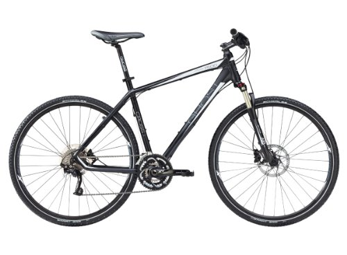 Ghost Herren Crossbikes Cross 7500 black white grey