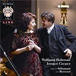 Songs by Schumann & Reimann