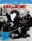 G.I. Joe: Die Abrechnung - Steelbook [Blu-ray 3D + Blu-ray + DVD] [Limited Edition]