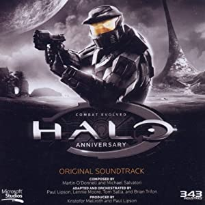 Halo Combat Evolved Anniversary (Ost)