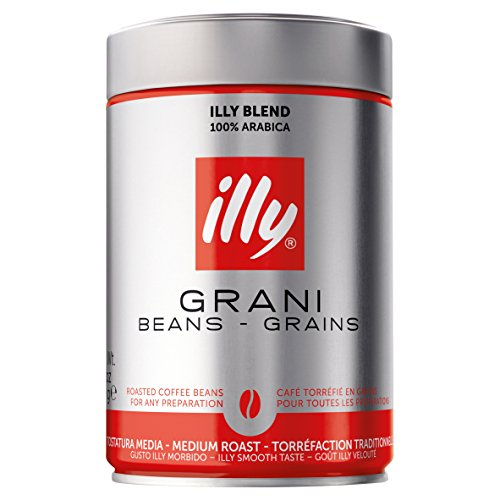 illy Medium Roast Whole Bean Coffee 8.8 Ounces (Illy Decaf Espresso Beans compare prices)