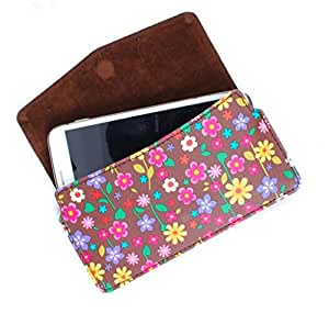 DooDa PU Leather Case Cover With Magnetic Closure For Huawei Honor 3