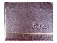 AM Leather Premium Brown Men's Wallet