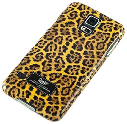 QIOTTI Fashion Snap Case für Samsung Galaxy S5 SM-G900 Leo