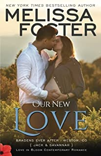 Book Cover: Our new love