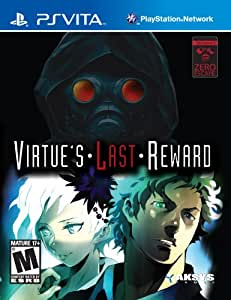 Zero Escape: Virtue's Last Reward - PlayStation Vita
