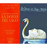 OPD 7053 Rossini-La Donna del Lago: Italian-English Libretto (Opera d'Oro Grand Tier)
