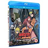 Naruto - Shippuden: The Movie 4 - The Lost Tower [Blu-ray] [Reino Unido]