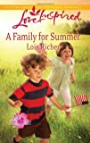 A Family for Summer (Love Inspired)