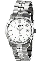 Tissot PR 100 Men's Watch - White