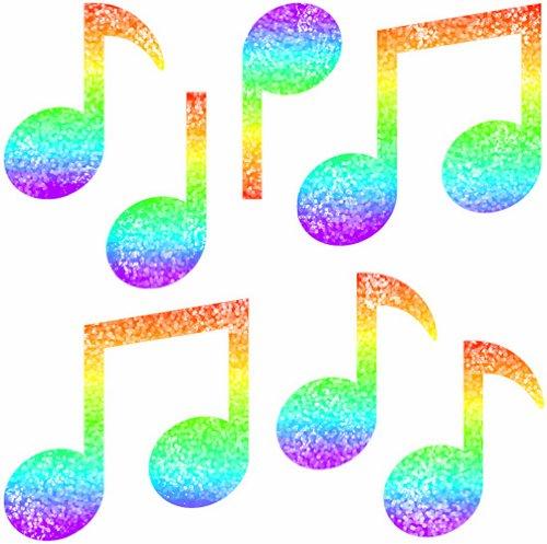 Carson Dellosa Music Notes Dazzle Stickers (2913)