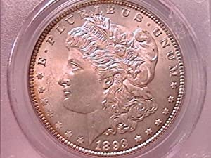 1893 s morgan dollar