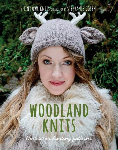 Woodland Knits: Over 20 Enchanting Patterns (Tiny Owl Knits) front-663074
