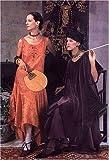 1920's Flappers Monte Carlo Dress Pattern