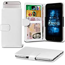 buy (White) Lava Iris Atom 2X Adjustable Spring Wallet Id Card Holder Case Cover Onx3