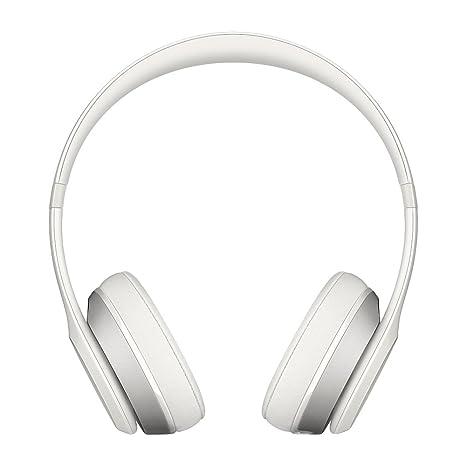 Beats by Dr. Dre Solo2 Casque Audio - Blanc - Avec câble