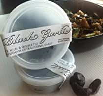 Culinary Elite Black Garlic, PEELED, $8.99 All-natural, About 11 Bulbs, 5.5oz., No Stems, Cores, or Peels, 5 star quality