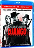 Django Unchained [Blu-ray + DVD + UltraViolet Copy] (Bilingual)
