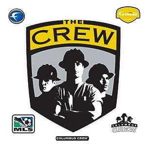 MLS Columbus Crew Logo Wall Graphic by Fathead