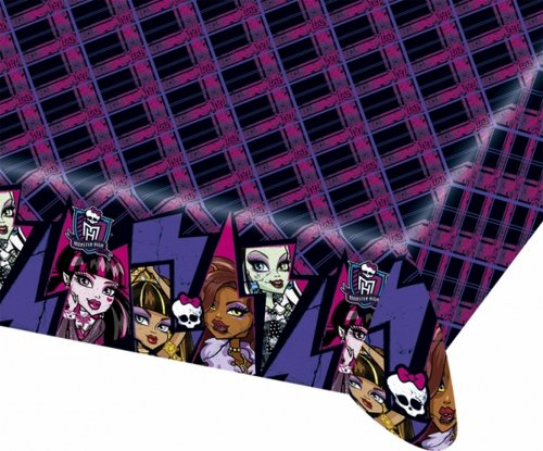 Nappe Monster High 2 - Taille Unique