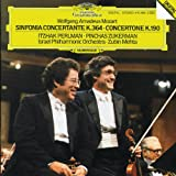 Sinfonia Concertante K. 364, Concertone K. 190