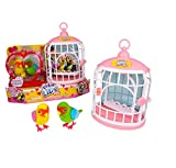 Little Live Pets Bird Cage: My Love Birds and Romeo Juliet