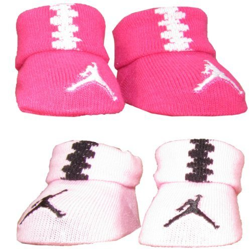 Nike Air Jordan Jumpman 23 Booties Socks Crib Shoes 0-6m Baby Gift Set Baby Socks NewBorn, Kid, Child, Childern, Infant, Baby
