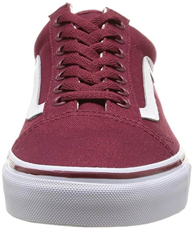 ... Vans Old Skool Shoes Canvas Cordovan True White ... c0c5596a78a9