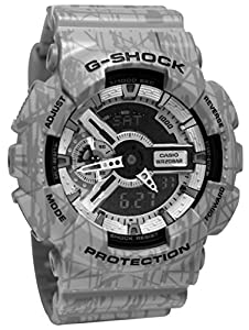 Casio G-Shock Mens Watch GA110SL-8ACR