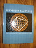 University Calculus (Custom Edition for Umass Lowell), 3rd Edition