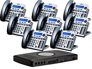 X16 Small Office Digital Phone System Bundle